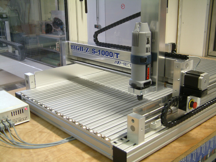 CNC stakles High-Z